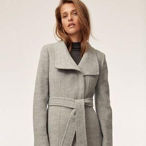 Aritzia Babaton Cristobal Wool Coat NWT